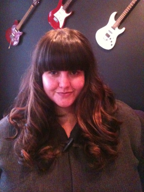 This Is Megan Kerr's New Fringe